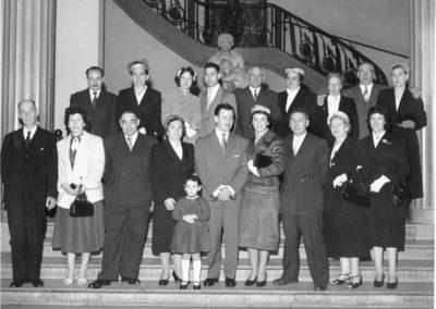 Ed 1960 Mariage n&b