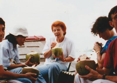 mamie coconut